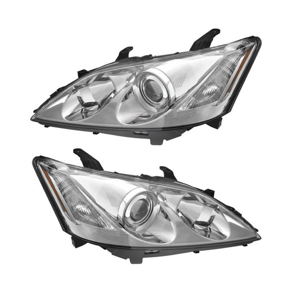 Lexus ES300                          Headlight Assembly PairHeadlight Assembly Pair