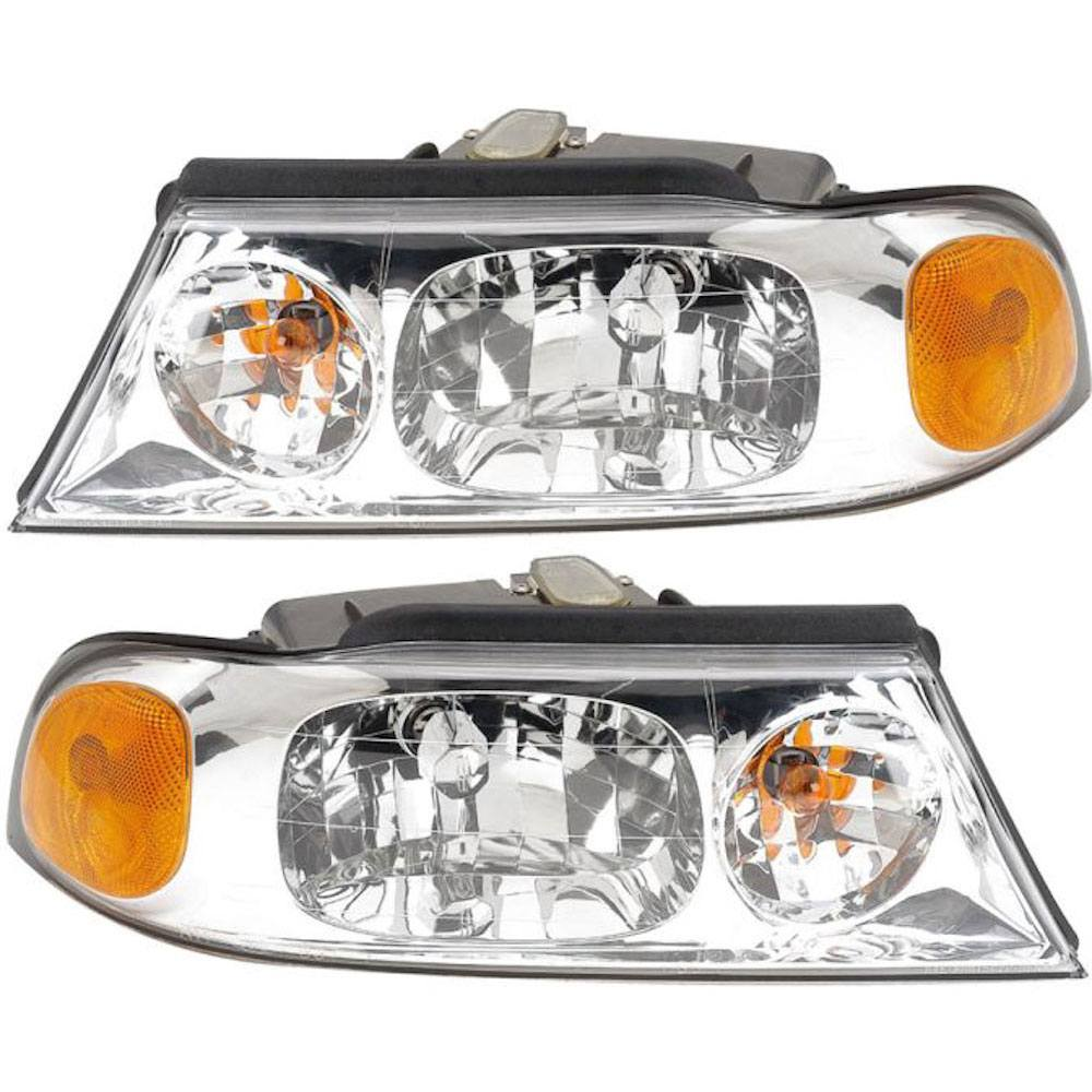 Lincoln Blackwood                      Headlight Assembly Pair