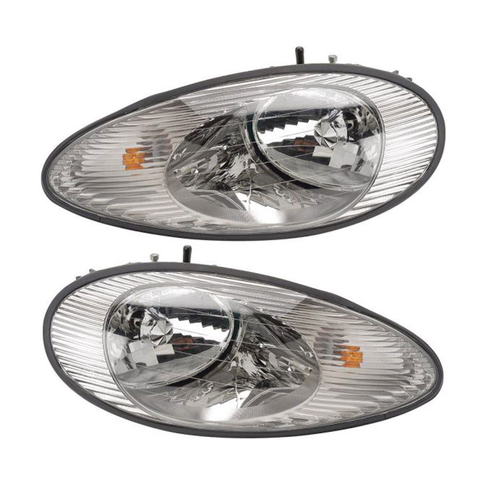 Mercury Sable                          Headlight Assembly Pair