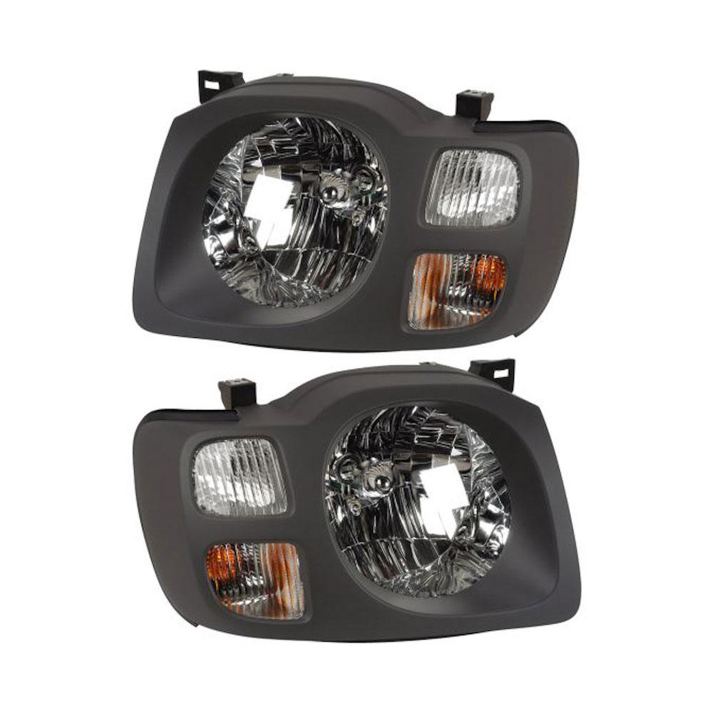 Nissan Xterra                         Headlight Assembly PairHeadlight Assembly Pair