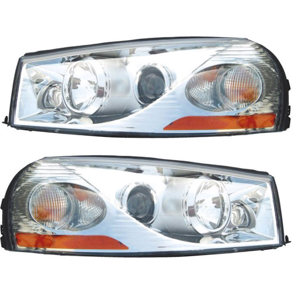 Saturn L-Series                       Headlight Assembly PairHeadlight Assembly Pair