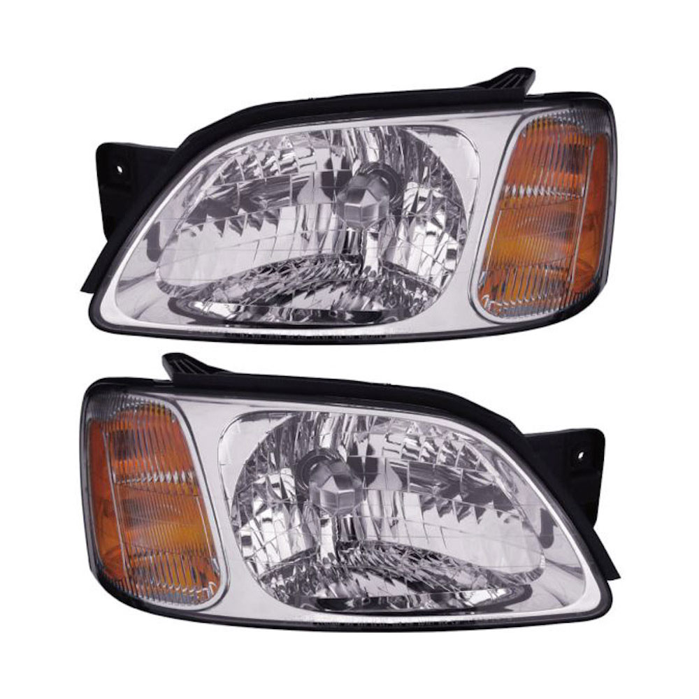 Subaru Legacy                         Headlight Assembly PairHeadlight Assembly Pair