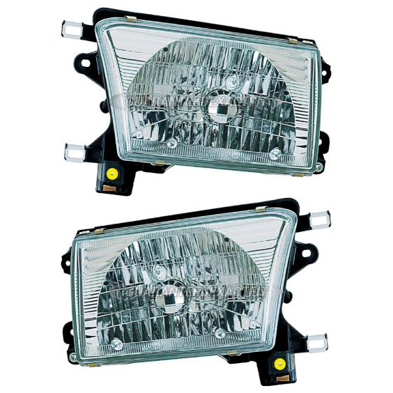 Toyota 4 Runner                       Headlight Assembly PairHeadlight Assembly Pair