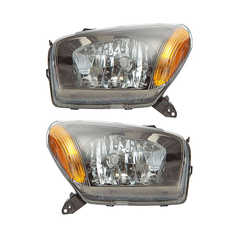 Toyota RAV4                           Headlight Assembly PairHeadlight Assembly Pair