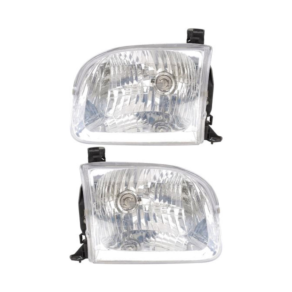 Toyota Sequoia                        Headlight Assembly PairHeadlight Assembly Pair