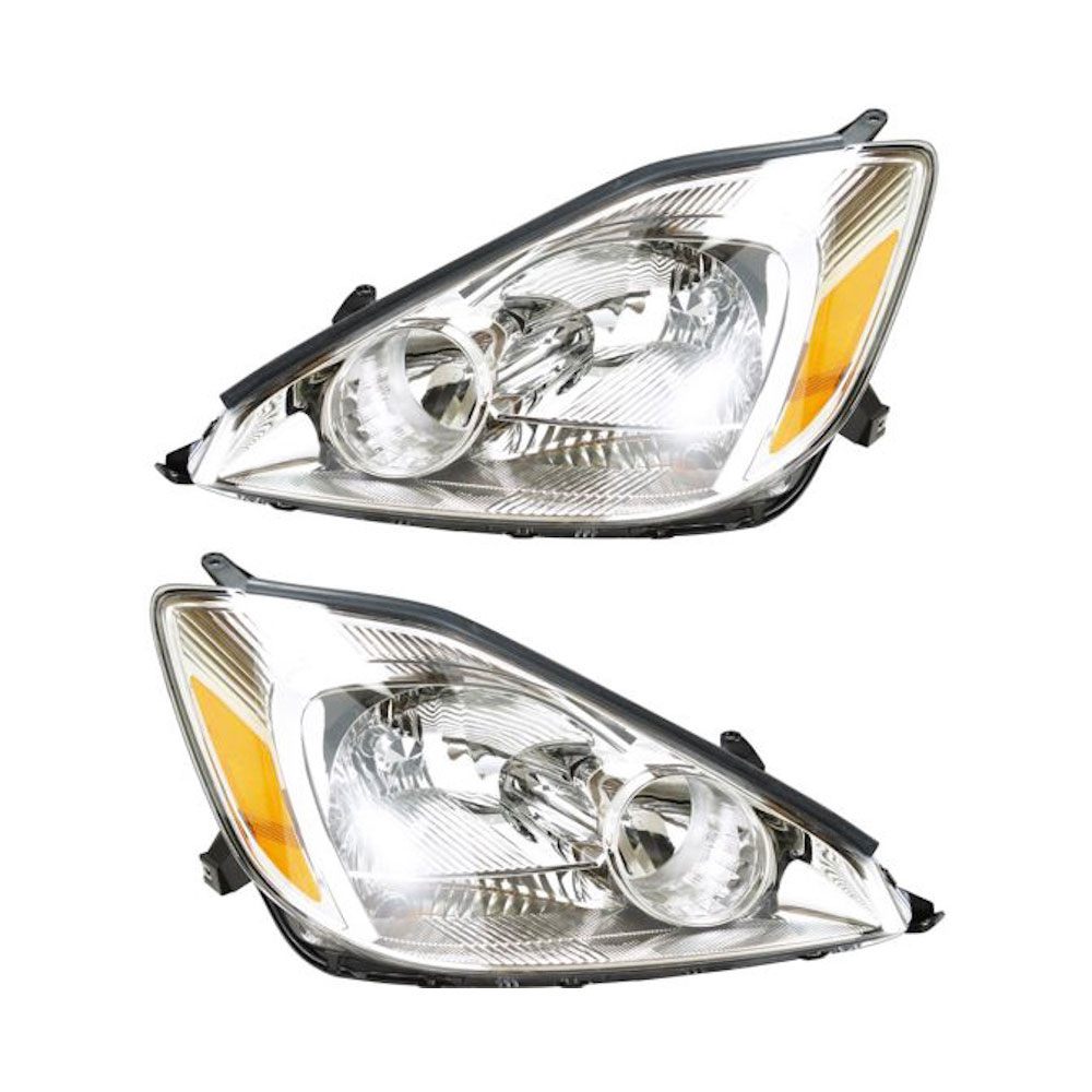 Toyota Sienna                         Headlight Assembly PairHeadlight Assembly Pair