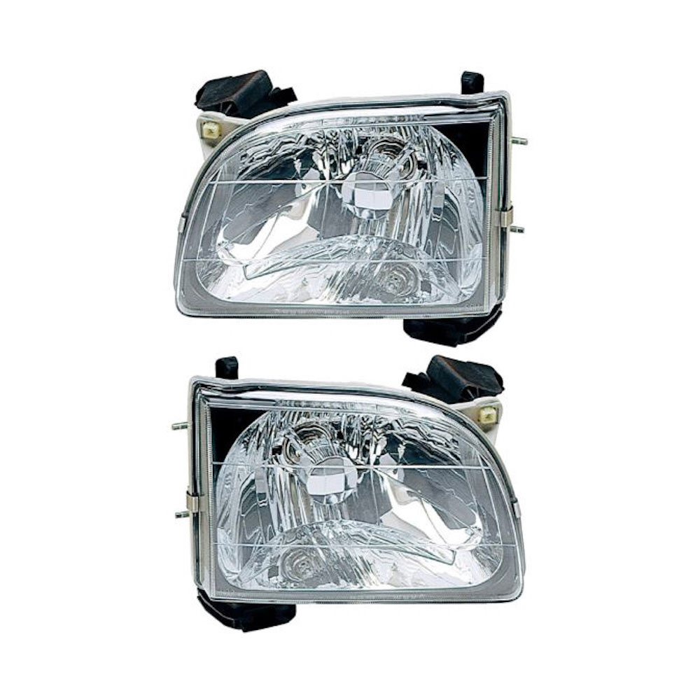 Toyota Tacoma                         Headlight Assembly PairHeadlight Assembly Pair