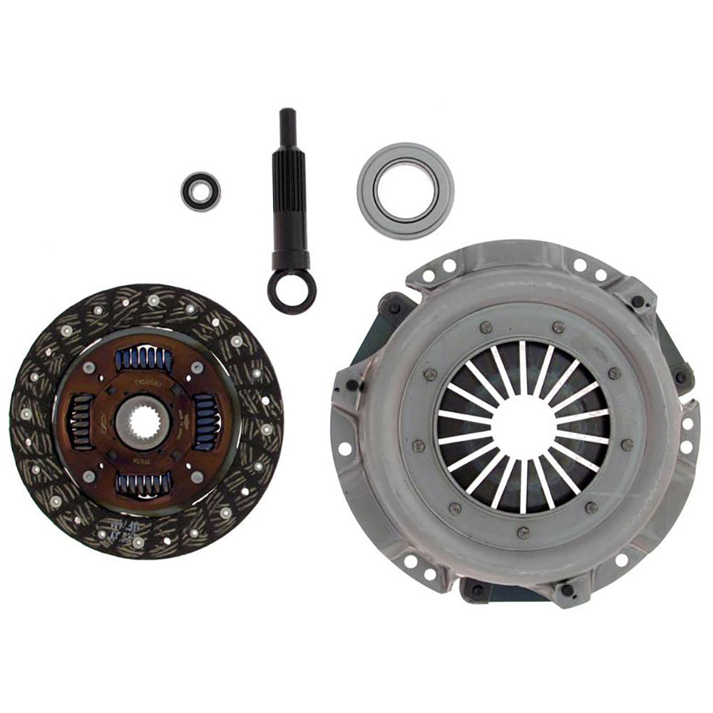 Toyota Corolla                        Clutch KitClutch Kit