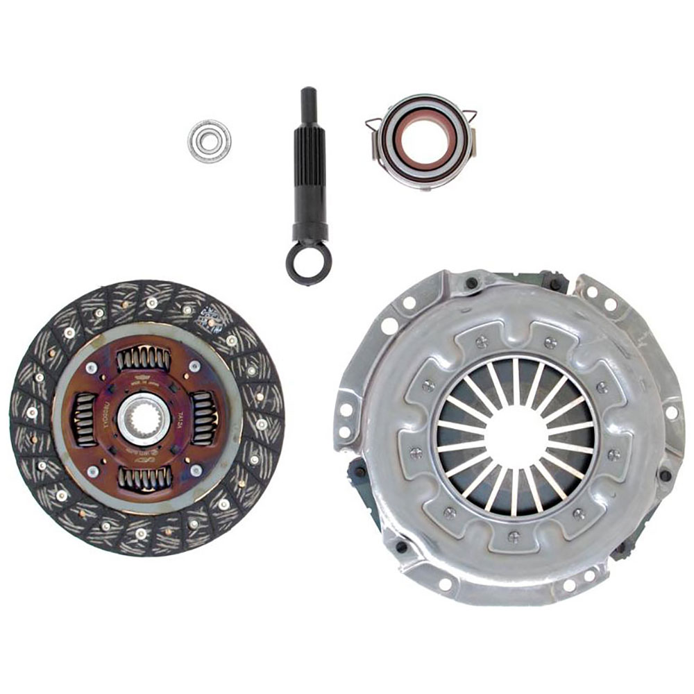 Toyota Paseo                          Clutch KitClutch Kit
