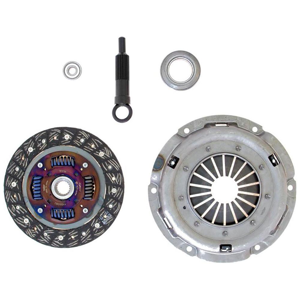 Toyota Corona                         Clutch Kit
