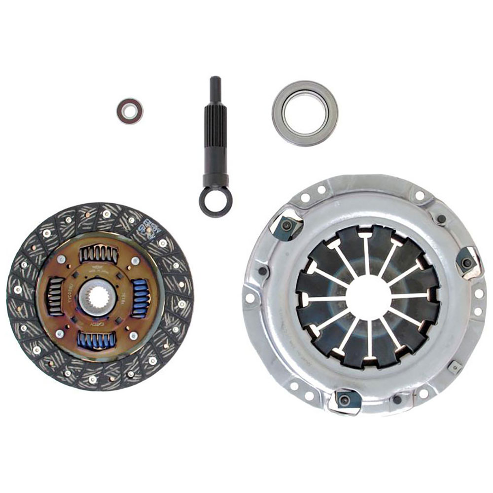 Toyota Tercel                         Clutch KitClutch Kit