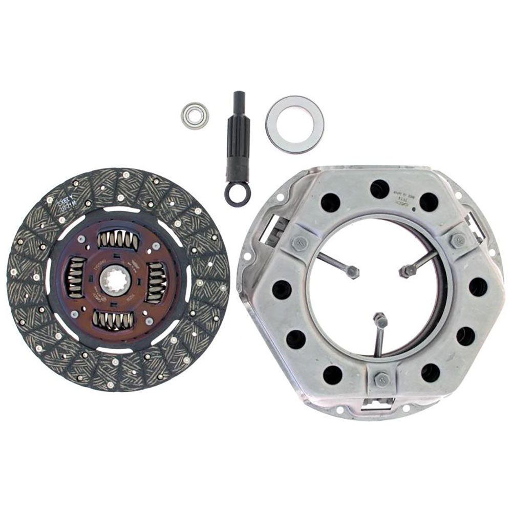 Toyota Landcruiser                    Clutch KitClutch Kit