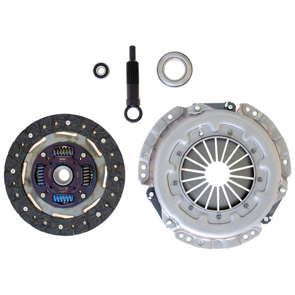 Toyota Pick-Up Truck                  Clutch Kit