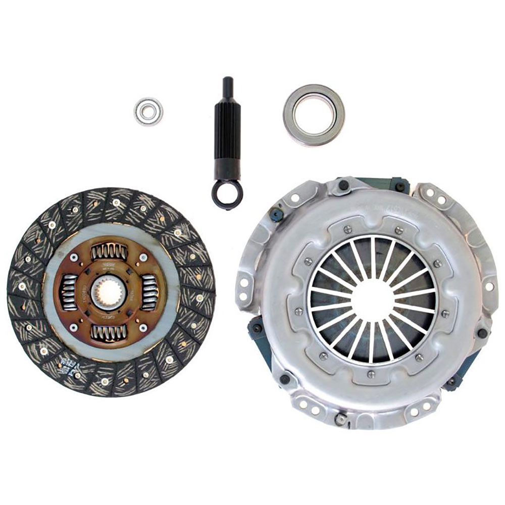 Toyota Van                            Clutch Kit