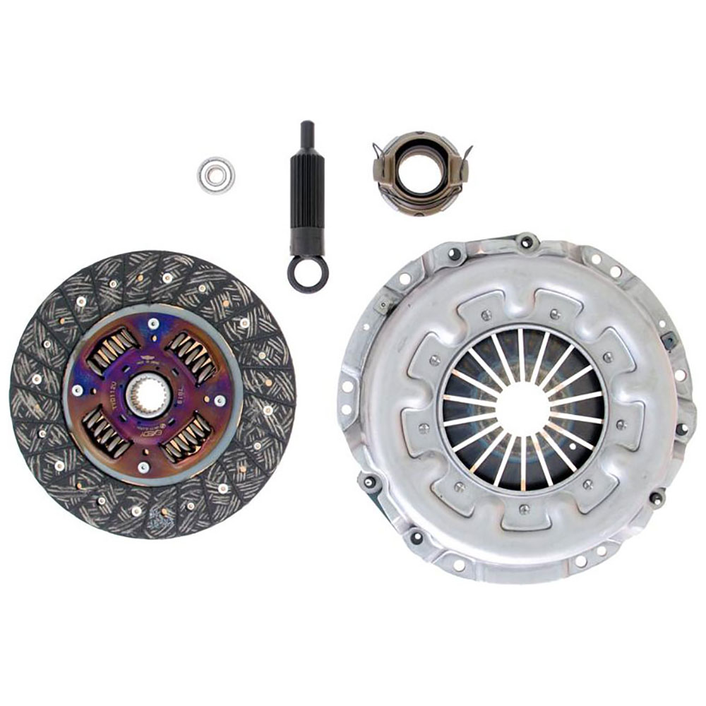 Lexus SC300                          Clutch Kit