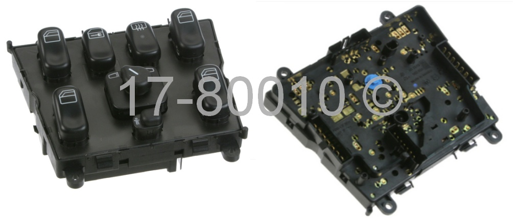 Mercedes_Benz ML500                          Window SwitchWindow Switch