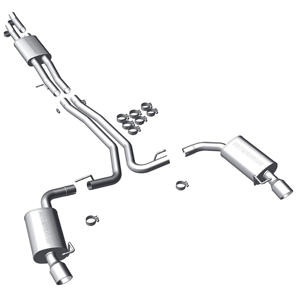 Ford Flex                           Cat Back Performance ExhaustCat Back Performance Exhaust