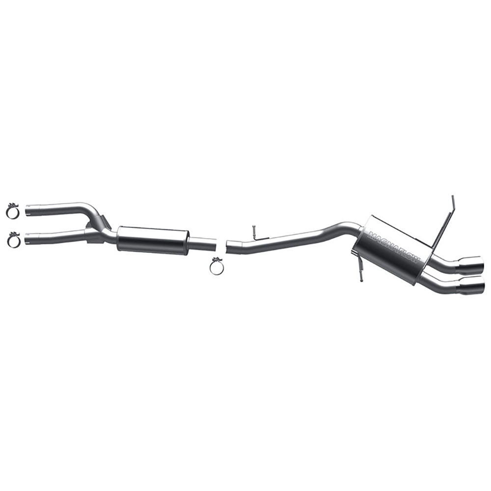 BMW 328xi                          Cat Back Performance ExhaustCat Back Performance Exhaust