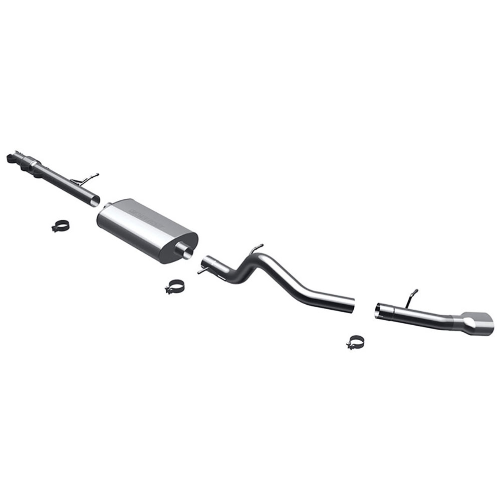 Chevrolet Avalanche                      Cat Back Performance ExhaustCat Back Performance Exhaust