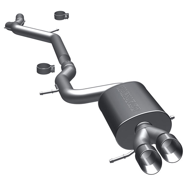 Audi S4                             Cat Back Performance ExhaustCat Back Performance Exhaust