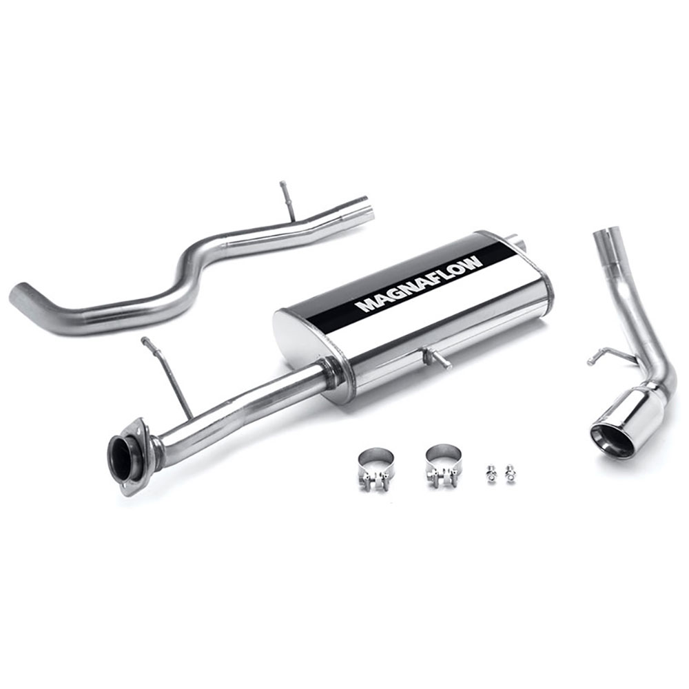 Mercury Mountaineer                    Cat Back Performance ExhaustCat Back Performance Exhaust