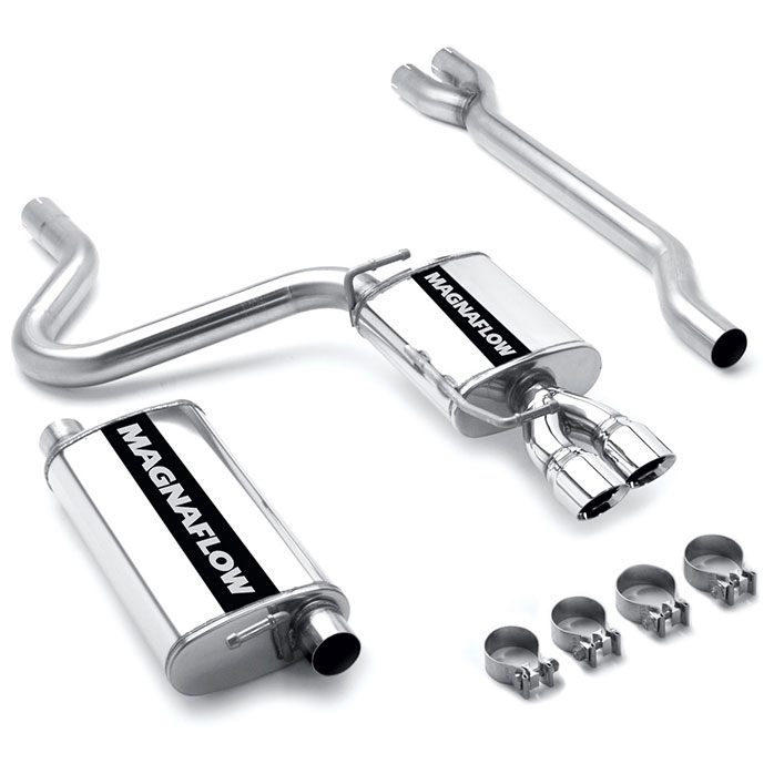 Chrysler 300M                           Cat Back Performance ExhaustCat Back Performance Exhaust