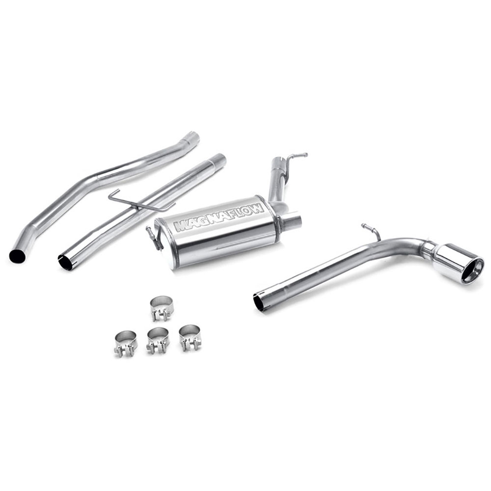 Scion tC                             Cat Back Performance ExhaustCat Back Performance Exhaust