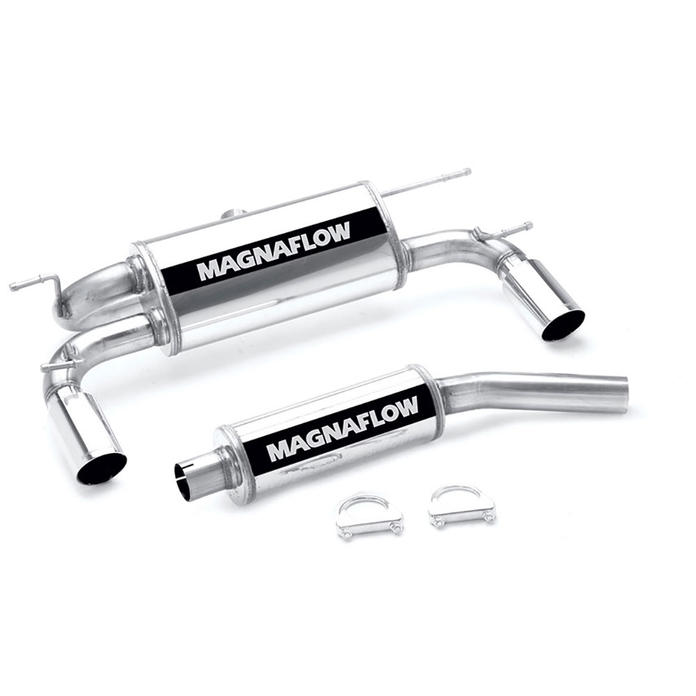 Mazda Miata                          Cat Back Performance ExhaustCat Back Performance Exhaust