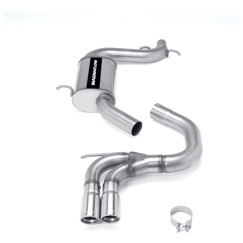 Volkswagen GTI                            Cat Back Performance ExhaustCat Back Performance Exhaust