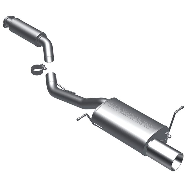 BMW Z3                             Cat Back Performance ExhaustCat Back Performance Exhaust