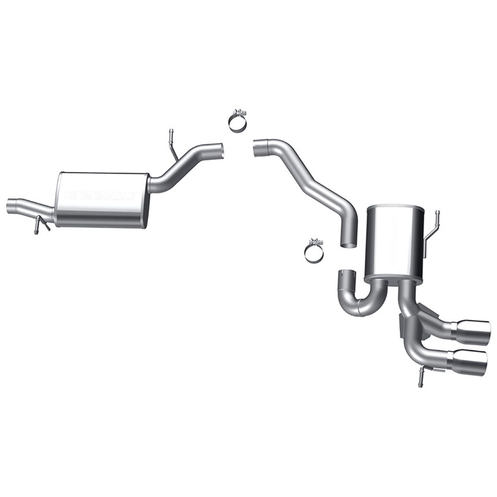 Audi A3                             Cat Back Performance ExhaustCat Back Performance Exhaust