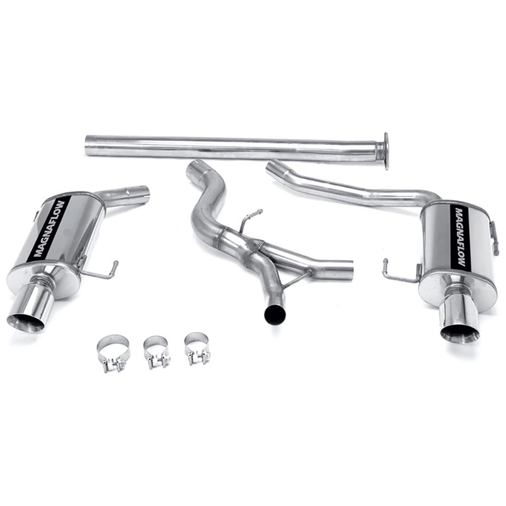 Subaru Legacy                         Cat Back Performance ExhaustCat Back Performance Exhaust