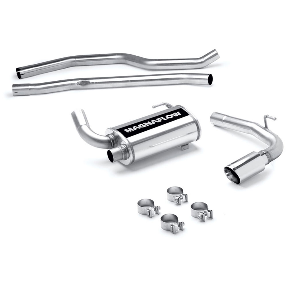 Dodge Caliber                        Cat Back Performance ExhaustCat Back Performance Exhaust