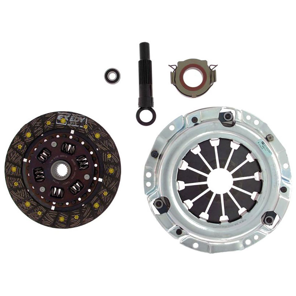 Toyota MR2                            Clutch Kit - Performance UpgradeClutch Kit - Performance Upgrade