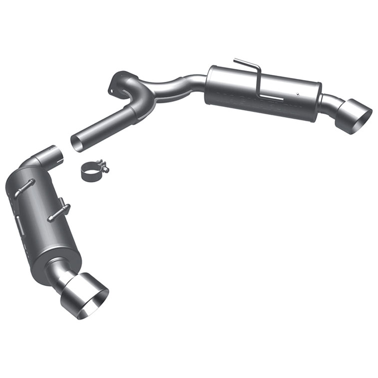Nissan Altima                         Cat Back Performance ExhaustCat Back Performance Exhaust