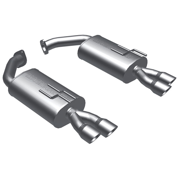 Pontiac G8                             Cat Back Performance ExhaustCat Back Performance Exhaust