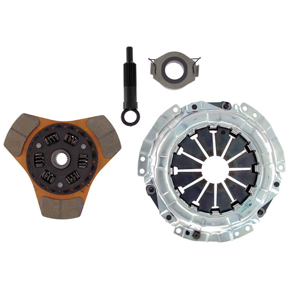 Toyota Echo                           Clutch Kit - Performance UpgradeClutch Kit - Performance Upgrade