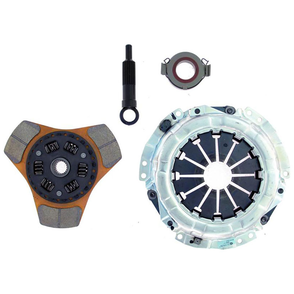 Scion xA                             Clutch Kit - Performance UpgradeClutch Kit - Performance Upgrade