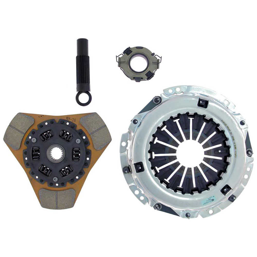 Scion tC                             Clutch Kit - Performance UpgradeClutch Kit - Performance Upgrade