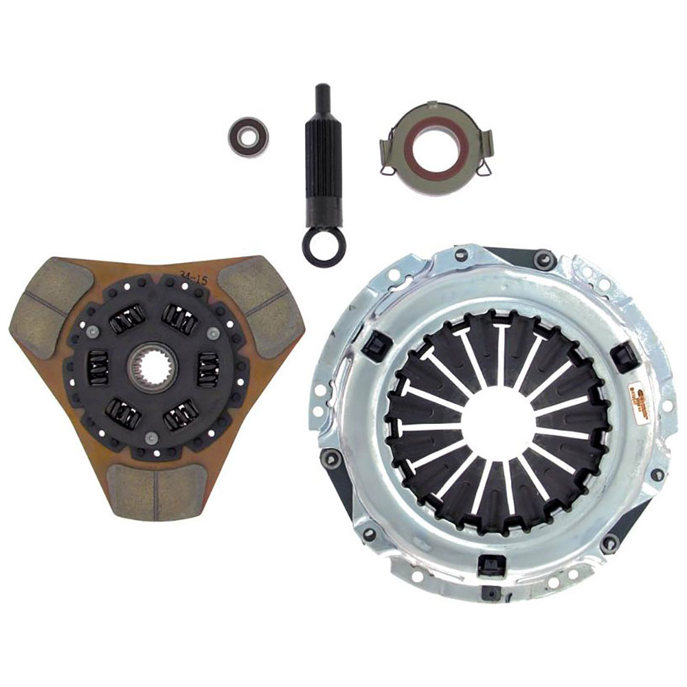 Lexus ES250                          Clutch Kit - Performance UpgradeClutch Kit - Performance Upgrade