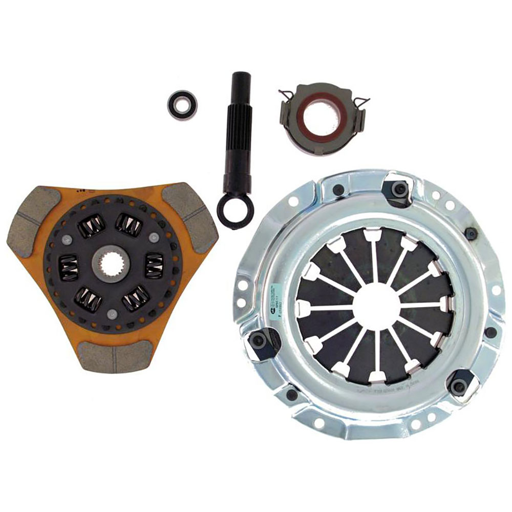 Toyota Tercel                         Clutch Kit - Performance UpgradeClutch Kit - Performance Upgrade