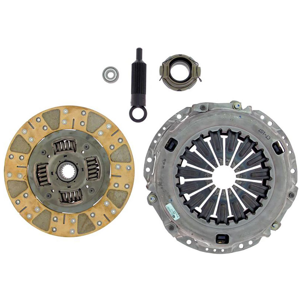 Toyota Tacoma                         Clutch Kit - Performance UpgradeClutch Kit - Performance Upgrade