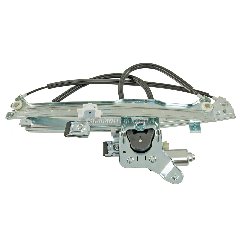 GMC Yukon                          Window Regulator with MotorWindow Regulator with Motor