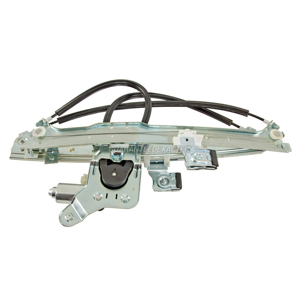 Chevrolet Suburban                       Window Regulator with MotorWindow Regulator with Motor