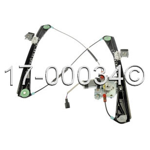 Lincoln LS                             Window Regulator with MotorWindow Regulator with Motor