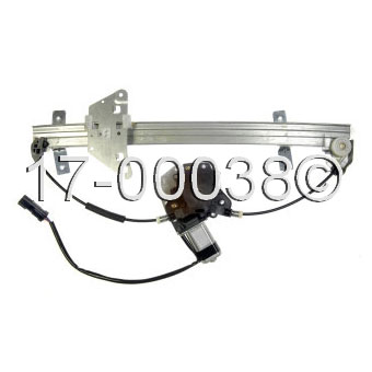 Dodge Durango                        Window Regulator with MotorWindow Regulator with Motor