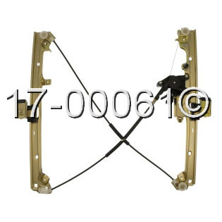 Cadillac Escalade                       Window Regulator with MotorWindow Regulator with Motor