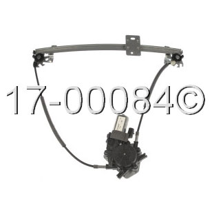Volkswagen Jetta                          Window Regulator with MotorWindow Regulator with Motor