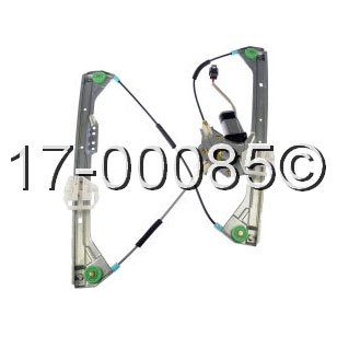 Buick LaCrosse                       Window Regulator with MotorWindow Regulator with Motor