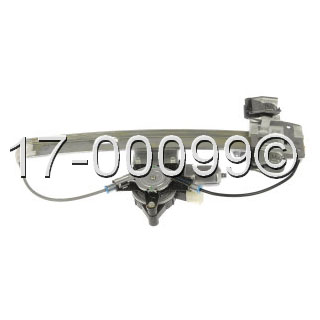 Chevrolet HHR                            Window Regulator with MotorWindow Regulator with Motor